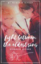 Fight Between The Eldest Sons by KatTheOtaku