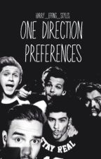One Direction Preferences by harry_effing_styles