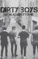 Dirty Boys (Dirty 5SOS Imagines) by talksaucytome
