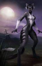Hellsing: Alucard's kitten. by slyfox18