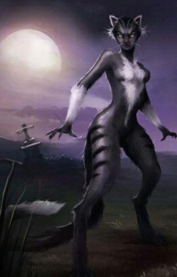 Hellsing: Alucard's kitten.