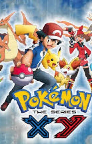 Pokémon XY  Ash's Kalos Journey