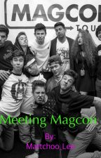 Meeting Magcon by Mattchoo_Lee