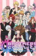 Love a Horror Heart like me? (Brothers Conflict x Genderbend! RPG Horror) by Goldenkokoro