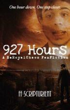 ZeRoyalChaos - 927 hours. by savingfanfiction