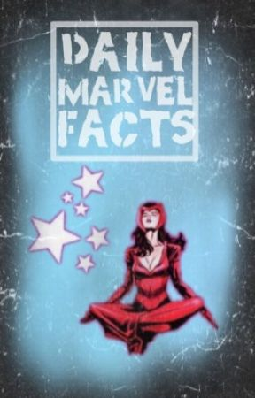 Daily Marvel Facts by Carol-Danvers