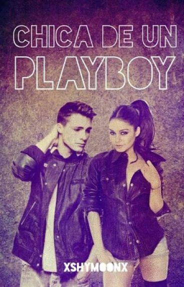 Chica de un Playboy.