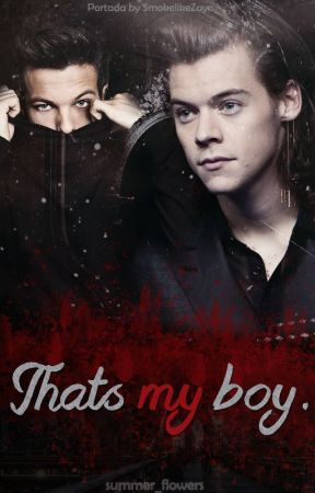 That's my boy (Larry Stylinson) by summer_flowers