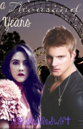 A Thousand Years. (A Clato Fan Fiction) {Editing} by Misty_Scarlet