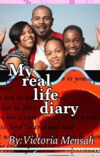 My real life diary by Mizzvikky