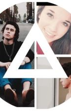Love triangle : Nash and Cameron by vickyrdr