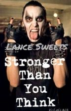 Lance Sweets: Stronger Than You Think by Stiles_Is_Fox_Pup