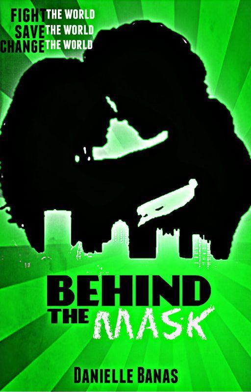 Behind the Mask (Morriston Superheroes #3) by tasting_stars