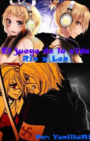 (Rin x Len) El juego de la vida by YumiikuMiu