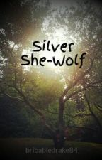 Silver She-Wolf by bribabledrake84