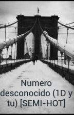 Numero desconocido (1D y tu) [SEMI-HOT] by danyypooncee
