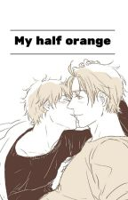 My half orange. [UsUk Oneshot] by ShizukaSuzume