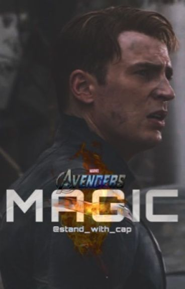 The Magical One≫≫ Steve Rogers [ COMPLETED ]