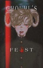 A ghoul's feast (Tokyo Ghoul) | hiatus by qeaches_
