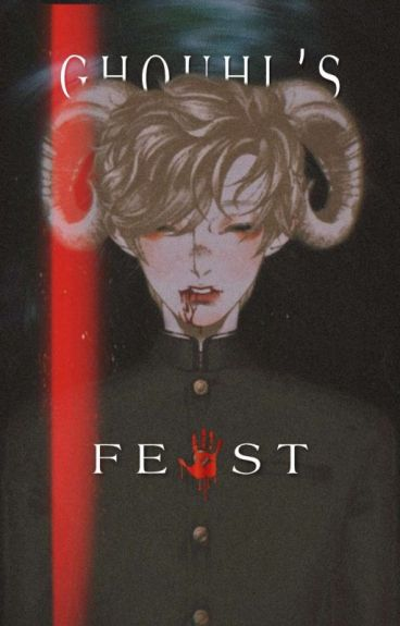 A ghoul's feast (Tokyo Ghoul)