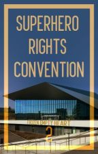 Superhero Rights Convention by Frozenemptyheart