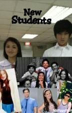 New Students by MsPiggyHAHA