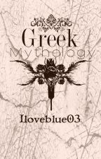 Greek Mythology by iloveblue03