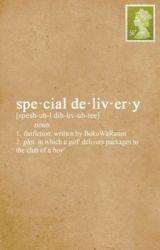 Special Delivery! {Akama Yuto x Reader}- Mikagura School Suite by ransupyon