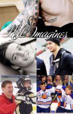 NHL imagines by hockeyfanatic38