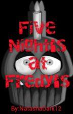 Five Night's at Fredy's by Naoko-kun