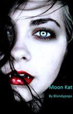 Moon Kat by blondypops