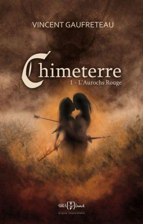 Chimeterre 1 - L'Aurochs Rouge by Tibeon