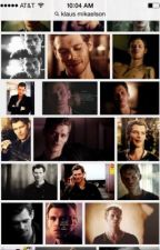 His Best Friend(Klaus Mikaelson by musiclover1365