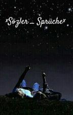 ×Sözler _ Sprüche× by Gueluemse
