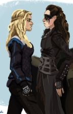 The Heda and Skai princess by LesbianWriting