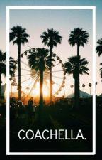 Coachella, o.s || j.b © by thatbizzle
