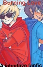 Burning Love ~ A johndave fanfic by thatgeekygirl2001
