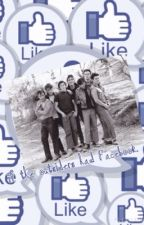 if the outsiders had Facebook by ashleymae172