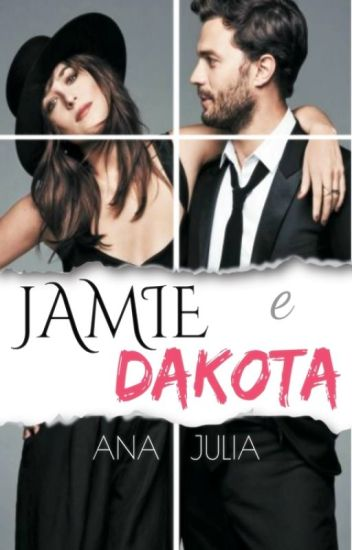 Jamie e Dakota.
