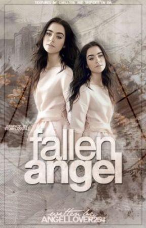 Fallen Angel by angellover254