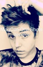 Magcon One Shots|BoyxBoy by nutellaaddictions