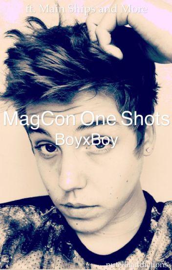 Magcon One Shots|BoyxBoy