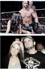 Bad Blood. ||AJ/Seth/Punk/Kaitlyn.|| by ChasingLightsxo