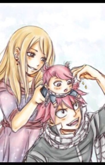 Natsu and Lucy's New Life
