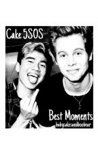 Cake 5SOS - Best Moments by babycakesandboobear