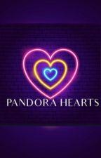 Pandora Hearts by AlexusJanay