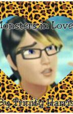 Monsters in Love-Monster High(Jackson Jekyll love story) by PrincessKitten00