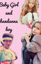 Baby Girl and Bandanna Boy by shortyyyxo