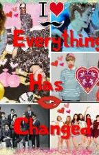 Everything Has Changed ( LuYoon FF) by tamaki12