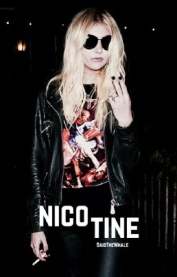 Nicotine ~ Aiden (o.h.)
